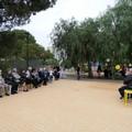 Modugno, festa dei nonni nel parco di via Ancona: canti e balli con i più piccoli