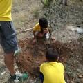 Legambiente Modugno e Retake insieme per un albero per l'Amazzonia