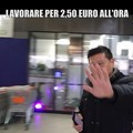 """Max China a Modugno, dopo  """"Le Iene """" arrivano i carabinieri"""