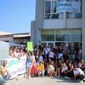 Dipendenti in sit-in alla Olisistem di Modugno: «Sorgenia resta con noi»