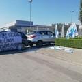 Una manifestazione alla Bosch di Modugno, Uglm chiede chiarezza
