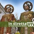 La processione dei Santi Medici in DIRETTA per i lettori di ModugnoViva