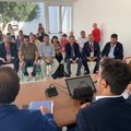 Modugno, il ministro Boccia in prima linea sul discorso mobilità per gli ex Om