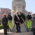Modugno, Magrone celebra il 25 aprile: «Punto di riferimento della nostra storia che tutti dovrebbero avere»