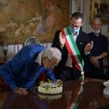 Buon compleanno professor Massarelli: l'icona dello sport di Modugno compie 105 anni