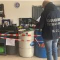 Discarica abusiva e lavoratore in nero, nei guai il titolare di due imprese a Modugno