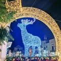 Natale a Modugno, la città si illumina a festa