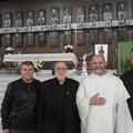 San Rocco dei pellegrini in trasferta a Madrid