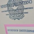 Referendum costituzionale, a Modugno sorteggio degli scrutatori