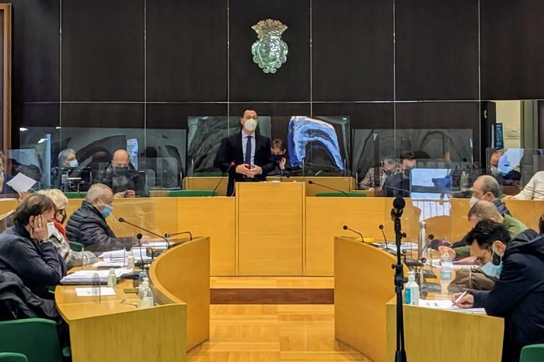 consiglio comunale modugno