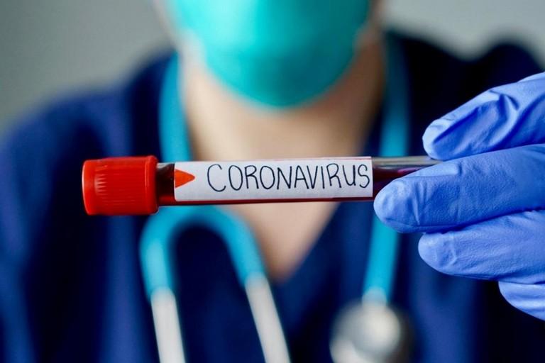 coronavirus provetta rossa portale cad dde cde c ef d f ceb