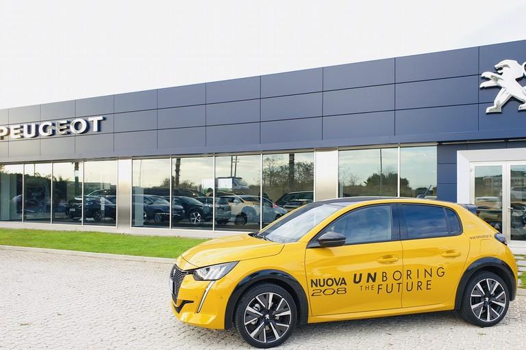 Fino al 20% di sconto con Euromotor sulla nuova Peugeot 208