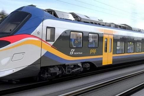 Uno dei nuovi treni