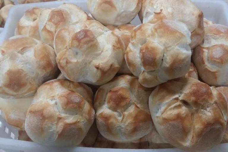 Il pane del panificio Alberga. <span>Foto Pagina Facebook Panetteria Alberga</span>