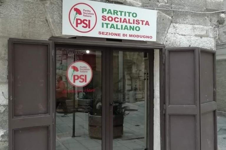 La sezione del PSI Modugno