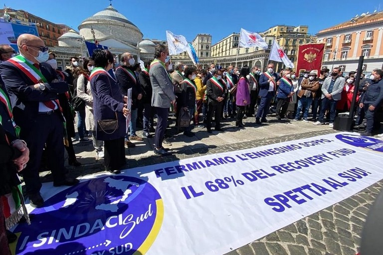 I sindaci a Napoli