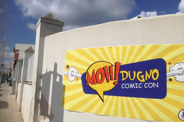 Mohdugno! Comic Con