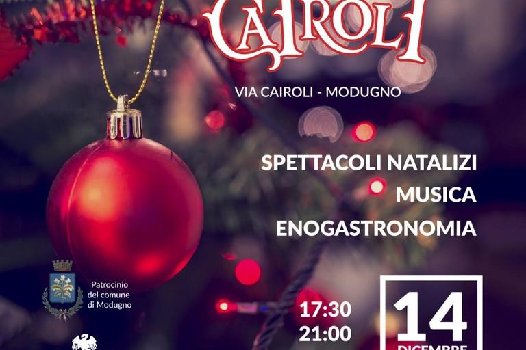 Via Cairoli si veste a festa per Natale