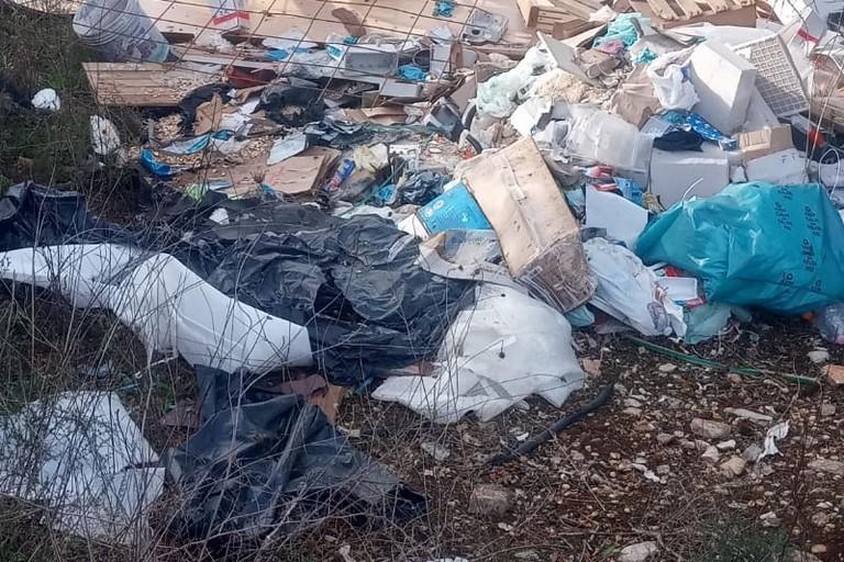 I rifiuti al San Paolo