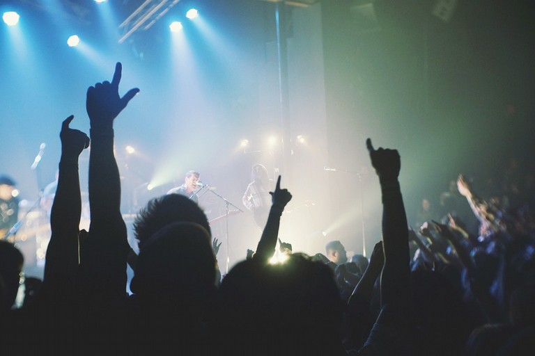 Un concerto live