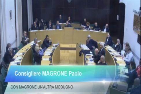 La proposta del consigliere Magrone in consiglio a Modugno