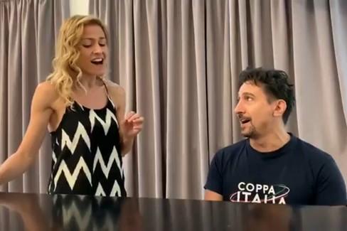 Ilaria de Angelis ed Heron Borrelli vi invitano al loro spettacolo a Modugno