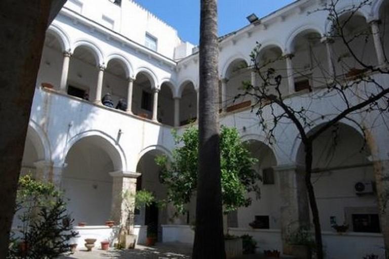 Palazzo Santa Croce a Modugno
