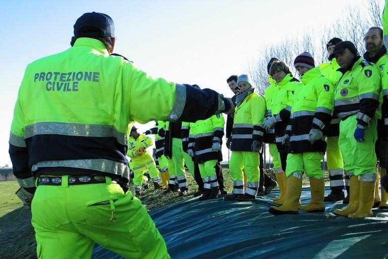 protezione civile corso