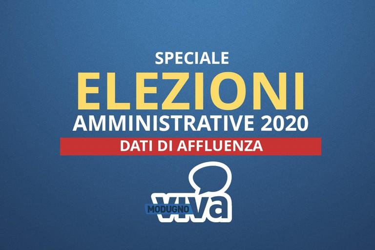 Speciale Elezioni MODUGNO AFFLUENZA